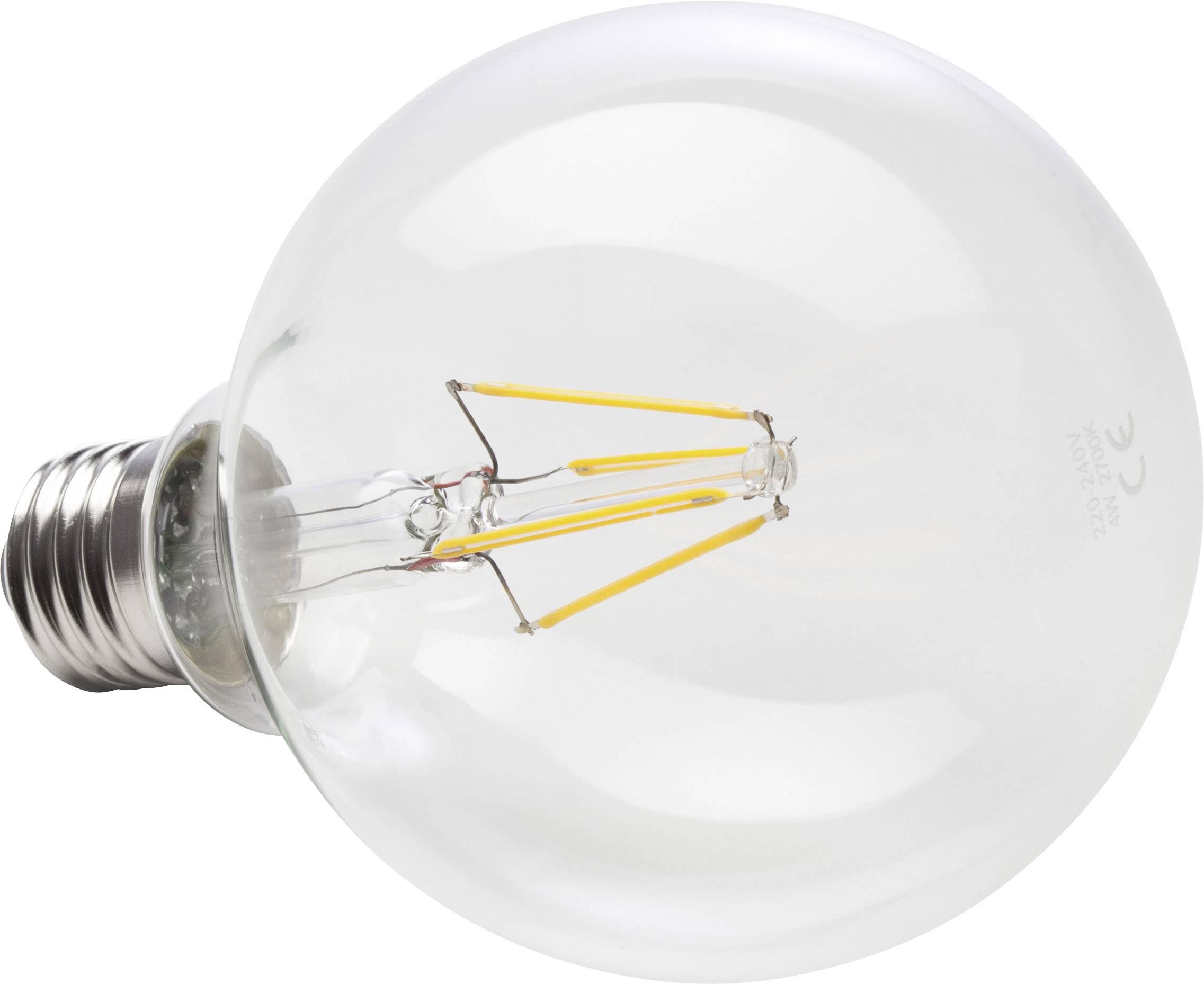 Voorkeur Müller Licht LED Energielabel A++ (A++ - E) E27 Bol 8 W = 75 W VT04