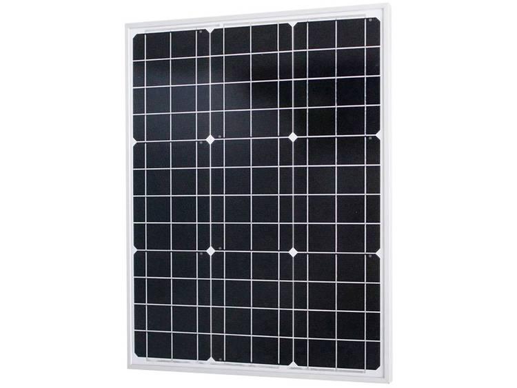 Phaesun Monokristallijn zonnepaneel 50 W 12 V
