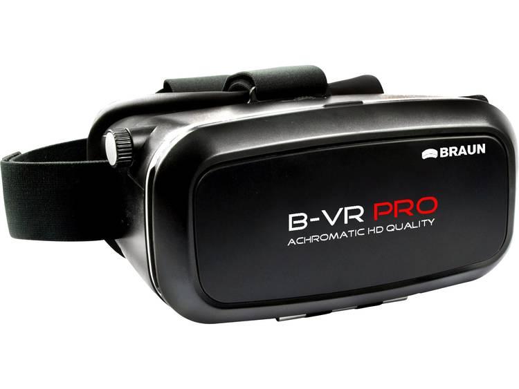 Braun Germany B-VR 360 Zwart/zilver Virtual Reality bril