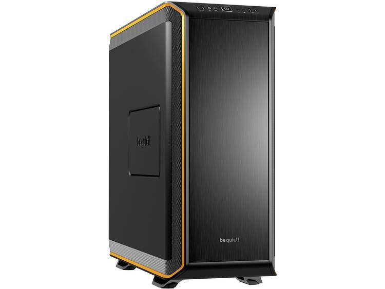 Midi-tower PC-behuizing, Gaming-behuizing BeQuiet Dark Base 900 Orange Zwart/oranje