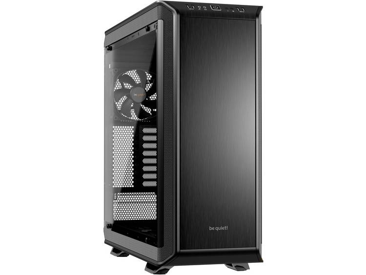 Midi-tower PC-behuizing, Gaming-behuizing BeQuiet Dark Base Pro 900 Black Zwart
