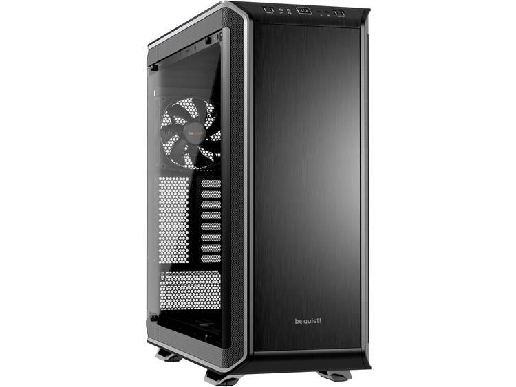 Midi-tower PC-behuizing, Gaming-behuizing BeQuiet Dark Base Pro 900 Silver Zwart/zilver