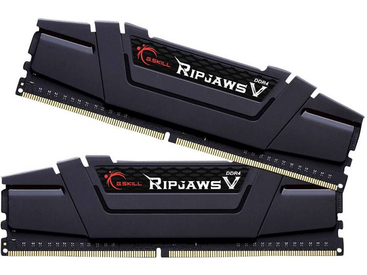 PC-werkgeheugen kit G.Skill F4-3200C16D-16GVKB F4-3200C16D-16GVKB 16 GB 2 x 8 GB DDR4-RAM 3200 MHz CL16-18-18-38