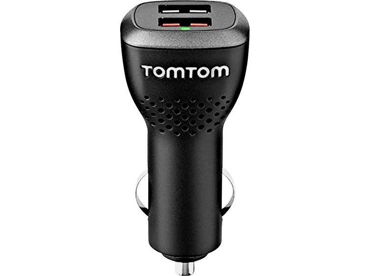 TOMTOM TT Dual Fast car cha