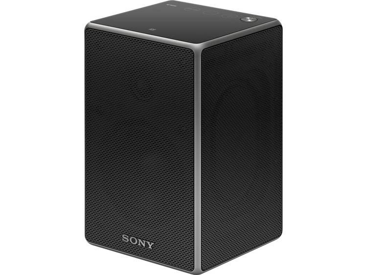 Multiroom luidspreker Sony SRS-ZR5 Bluetooth, AUX, NFC, LAN, WiFi, DLNA Zwart