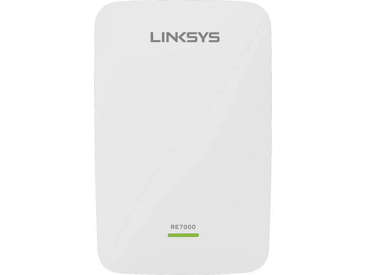 Linksys RE7000 WiFi versterker 1.9 Gbit/s 2.4 GHz, 5 GHz