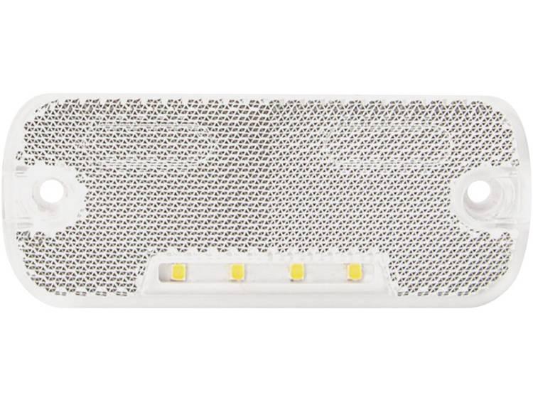 LED Markeringslicht Markeringslicht voor 12 V, 24 V Wit SecoRüt