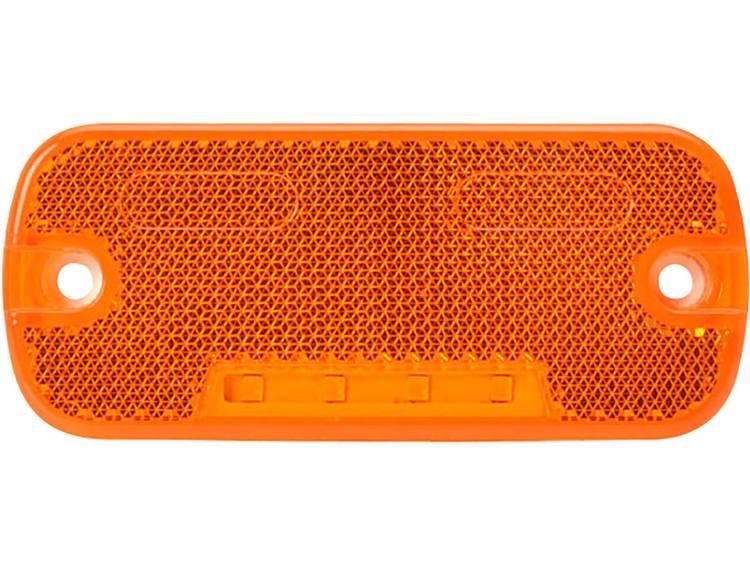 LED Markeringslicht Markeringslicht zijkant 12 V, 24 V Oranje SecoRüt