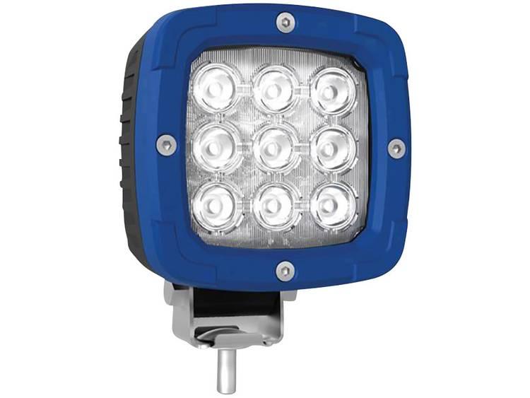 Fristom FT 036 LED ALU 2800 90380 Werkschijnwerper 12 V, 24 V, 36 V, 48 V Verreikend licht (b x h x d) 100 x 123 x 64 mm 2800 lm 6000 K