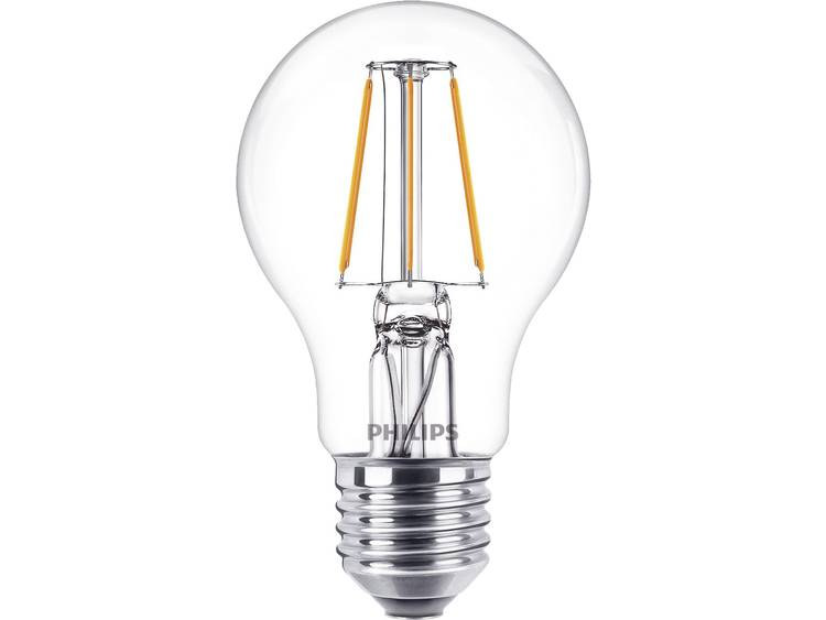 Philips LED-lamp Filament-Retro-LED E27 Warmwit 4 W = 40 W Peer 1 stuks