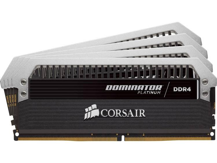 PC-werkgeheugen kit Corsair CMD32GX4M4B3200C16 CMD32GX4M4B3200C16 32 GB 4 x 8 GB DDR4-RAM 3200 MHz CL16 18-18-36