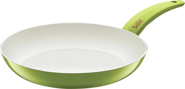 Image of Silit-pan Selara, groen, 28 cm
