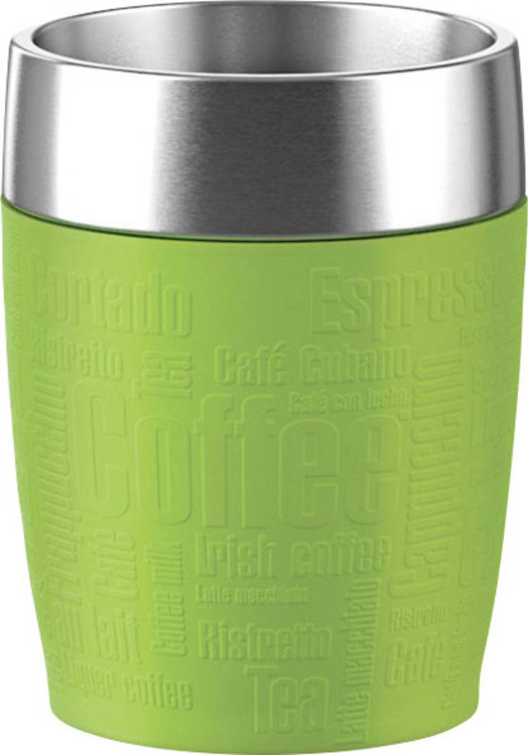 Image of Emsa-thermosbeker Travel Cup, 0,2 liter limoen