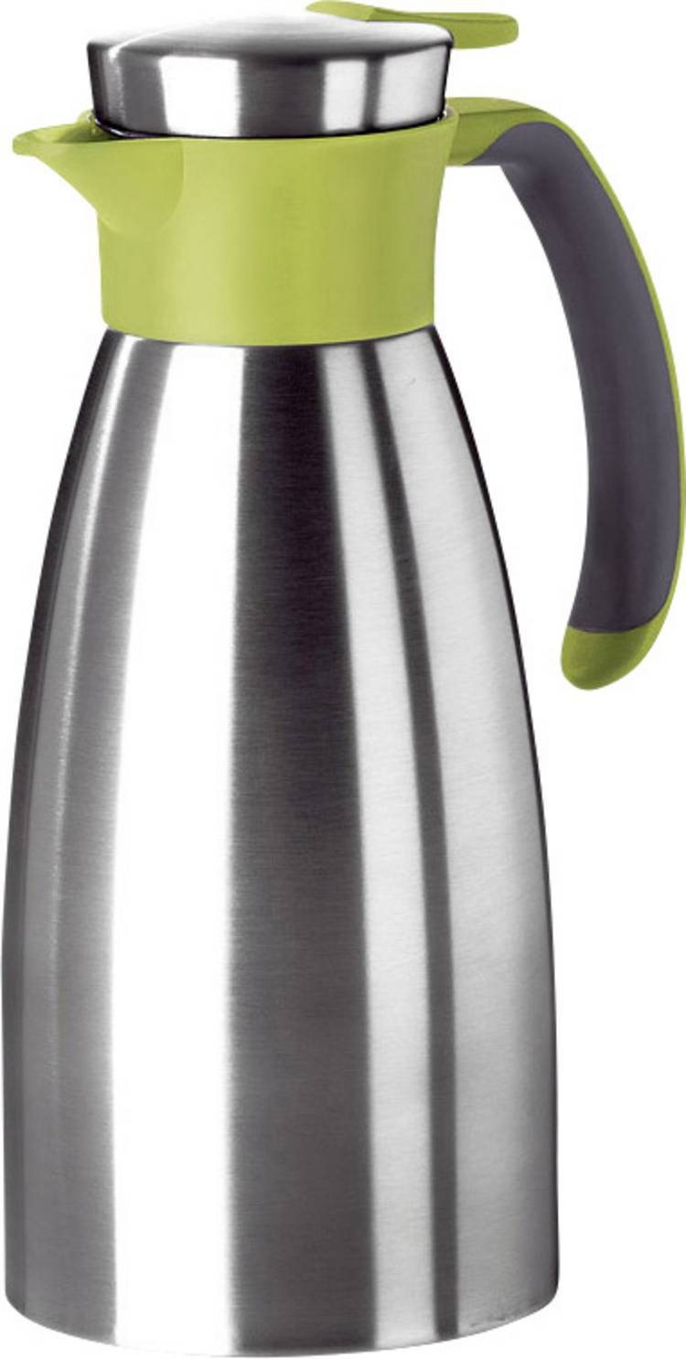 Image of Emsa-thermoskan Soft Grip, 1 liter groen