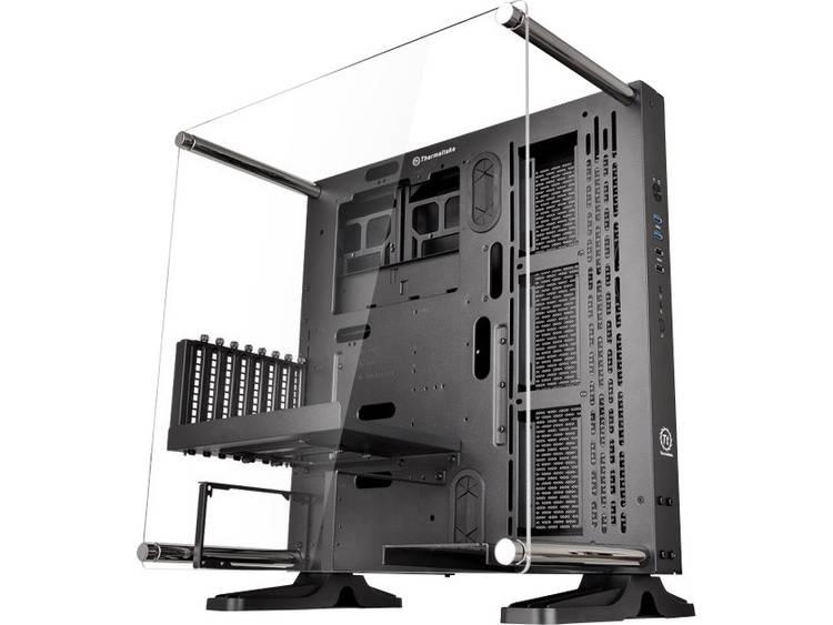 Midi-tower PC-behuizing Thermaltake Core P3 Zwart Wandmontage, LCS-compatibel