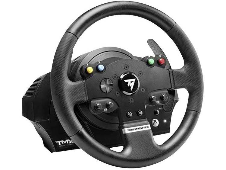 Stuur Thrustmaster TMX Force PC, Xbox One Zwart Incl. pedaal