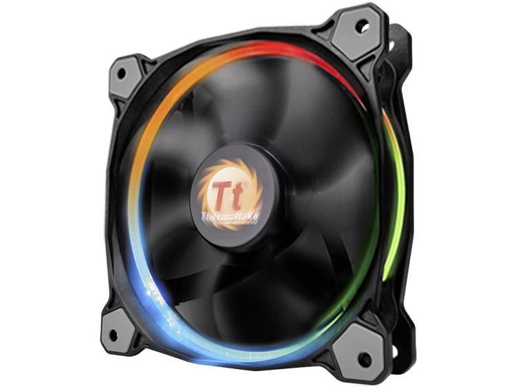 PC ventilator Thermaltake Riing 14 LED RGB Zwart (b x h x d) 140 x 140 x 25 mm