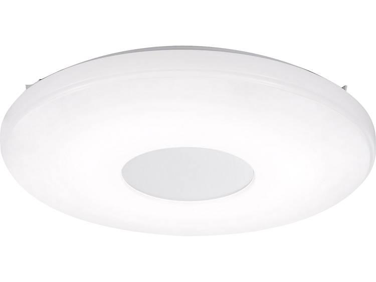 LeuchtenDirekt Lavinia 14220-16 LED-plafondlamp Energielabel: LED 40 W Warm-wit, Neutraal wit, Daglicht-wit Wit