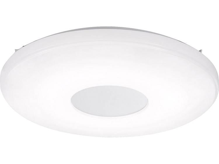 LeuchtenDirekt Lavinia 14222-16 LED-plafondlamp Energielabel: LED 25 W Warm-wit, Neutraal wit, Daglicht-wit Wit