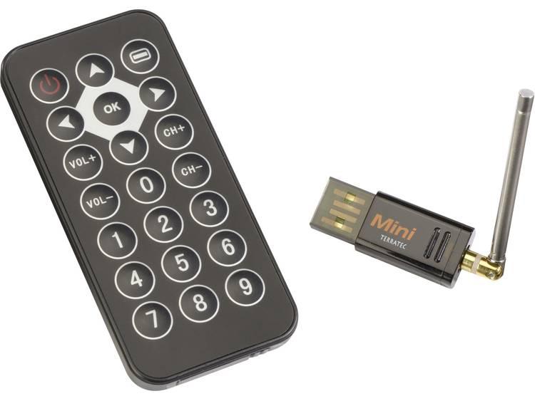 TV-stick Terratec CINERGY Opnamefunctie, Met afstandsbediening, Met DVB-T antenne Aantal tuners: 1
