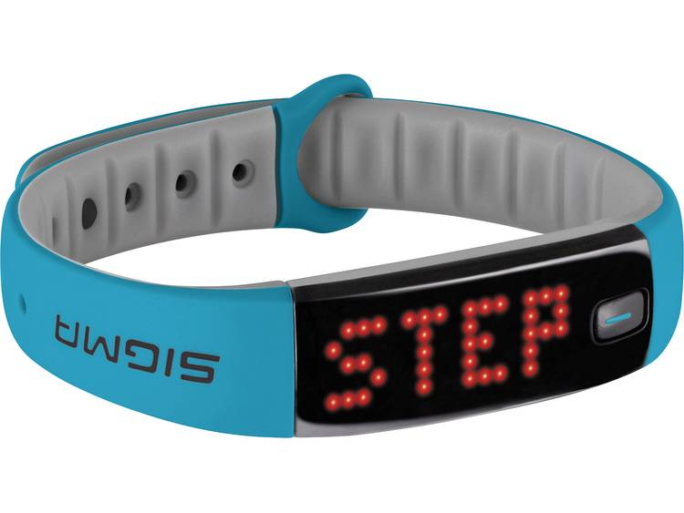 Sigma Sport-Fitness Horloge Activo Bluetooth Blue