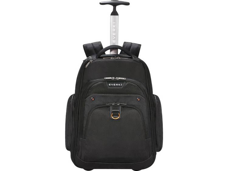 Atlas Wheeled Laptop Backpack 13-Inch to 17.3-Inch Adaptable Compartme