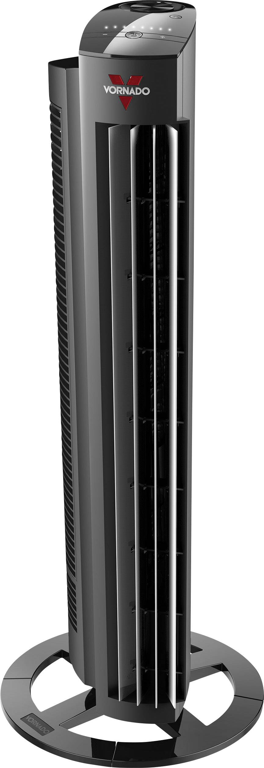 Conrad-Vornado  Torenventilator 78 W (Ø x h) 28 cm x 84 cm Zwart-aanbieding