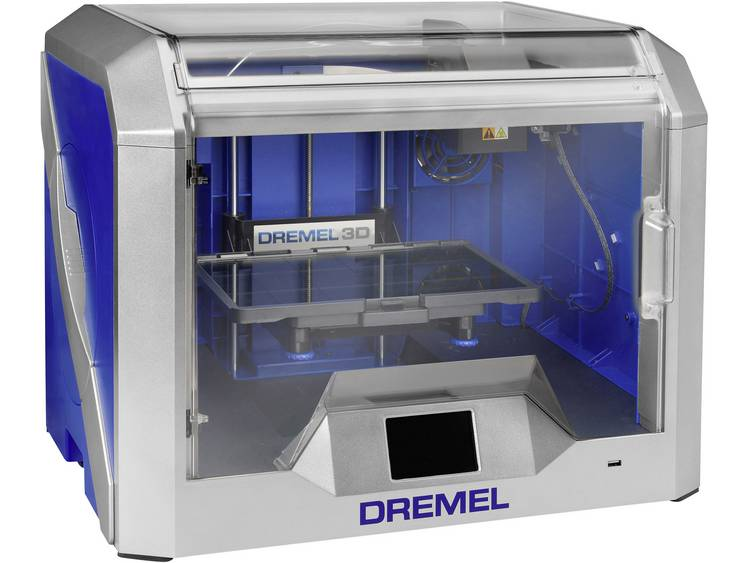 Dremel 3D-printer incl. filament, Single Extruder