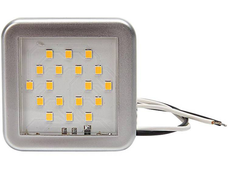SecoRüt 90990 LED interieurverlichting 24 V LED (b x h x d) 55 x 55 x 7 mm