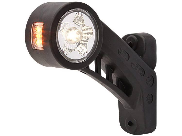LED Markeringslicht Markeringslicht zijkant, rechts 12 V, 24 V Wit, Oranje, Rood SecoRüt
