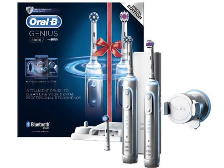 Oral B Elektrische Tandenborstel Genius 8900 Special Edition + Extra Body Set