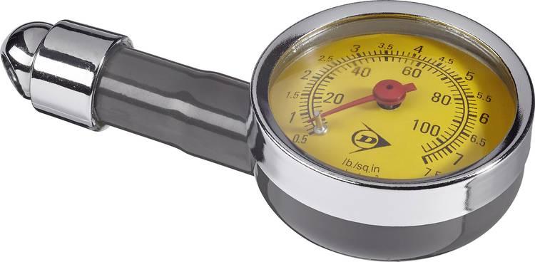 Image of Bandendrukmeter Analoog Meetbereik luchtdruk 7.5 bar (max.) Dunlop 41771