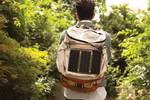 Oplader op zonne-energie Paper 5W