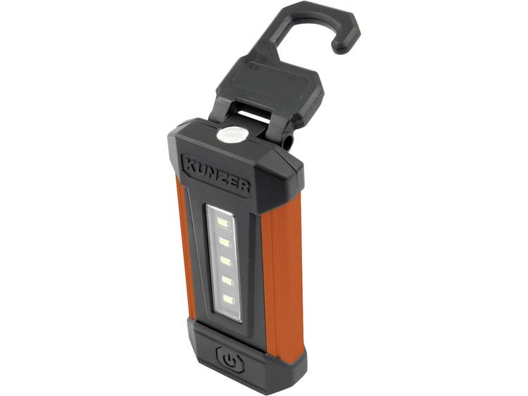 SMD LED Werklamp werkt op een accu Kunzer PL 051 OR PL 051 OR 2.5 W, 1.0 W