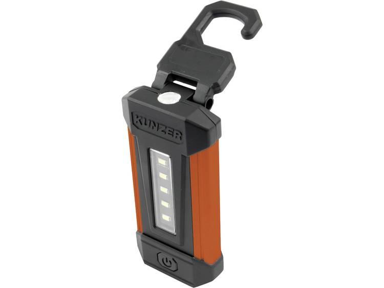 SMD LED Werklamp werkt op een accu Kunzer PL 051 OR 2.5 W, 1.0 W