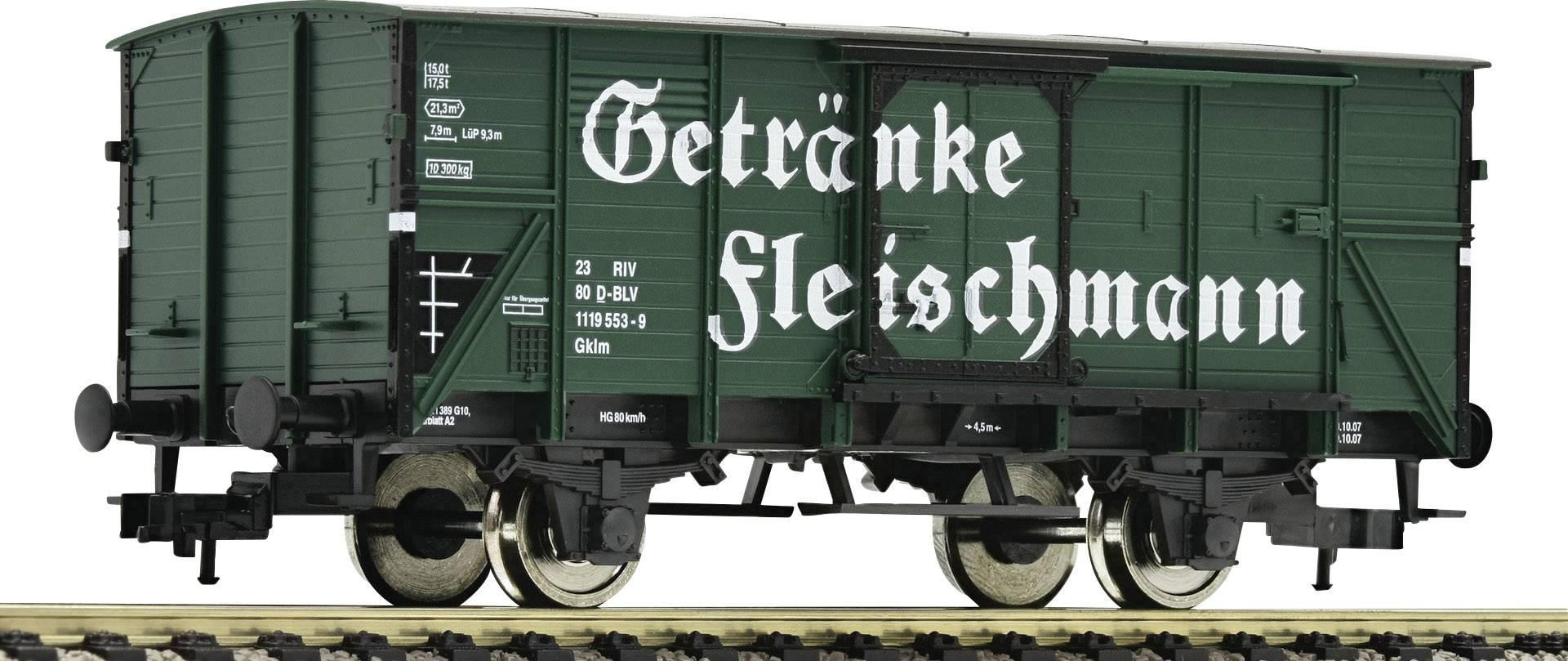 Fleischmann 535204 H0 historische goederenwagen \