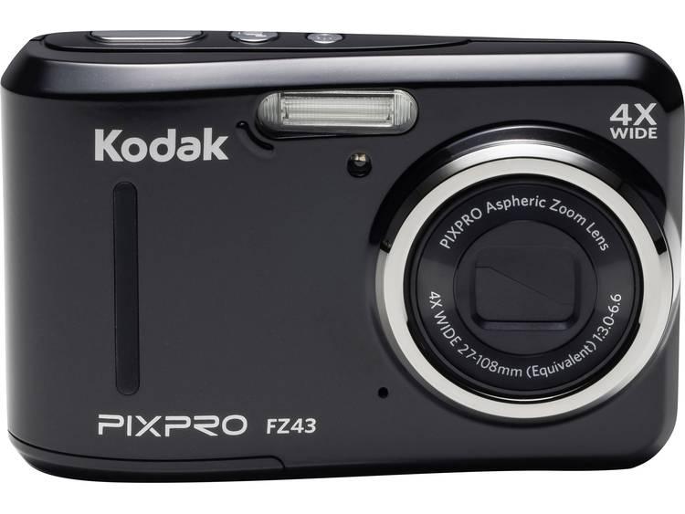 Kodak PIXPRO FZ-43 Digitale camera 16 Mpix Zoom optisch: 4 x Zwart