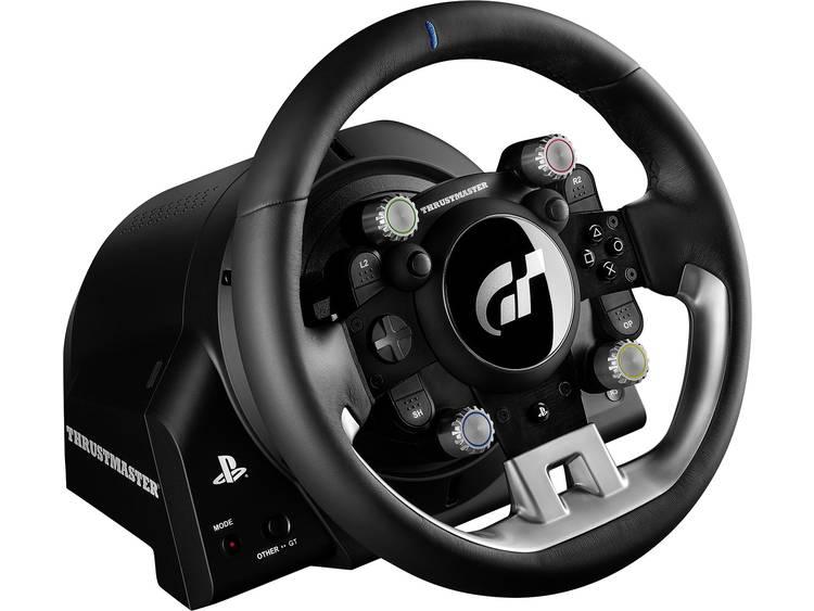Stuur Thrustmaster TM T-GT Gran Turismo Edition PlayStation 4, PC Zwart Incl. pedaal