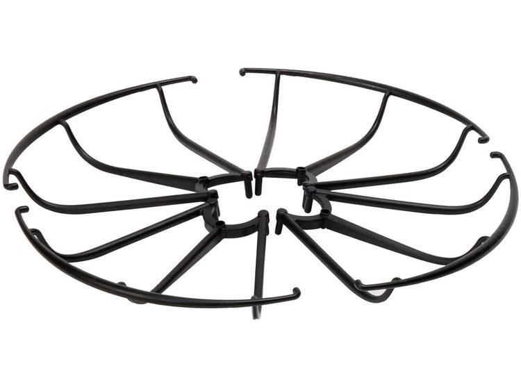 Reely Multicopter propellerbescherming Geschikt voor: Reely Blackster R6 FPV WiFi, Reely Blackster R6 Cam HD