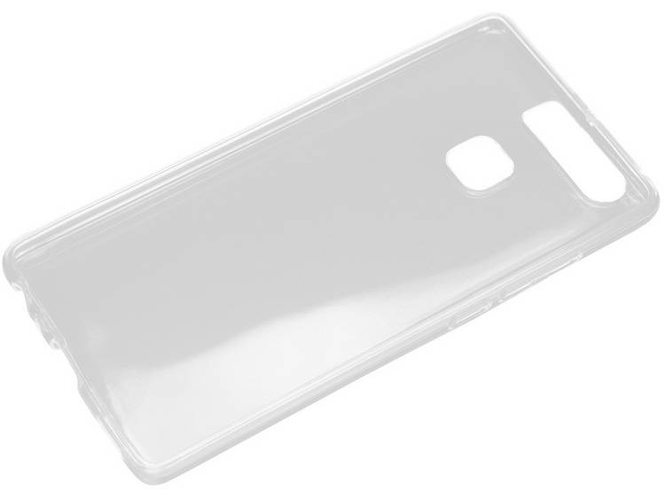 Perlecom Backcover Huawei P9 Transparant