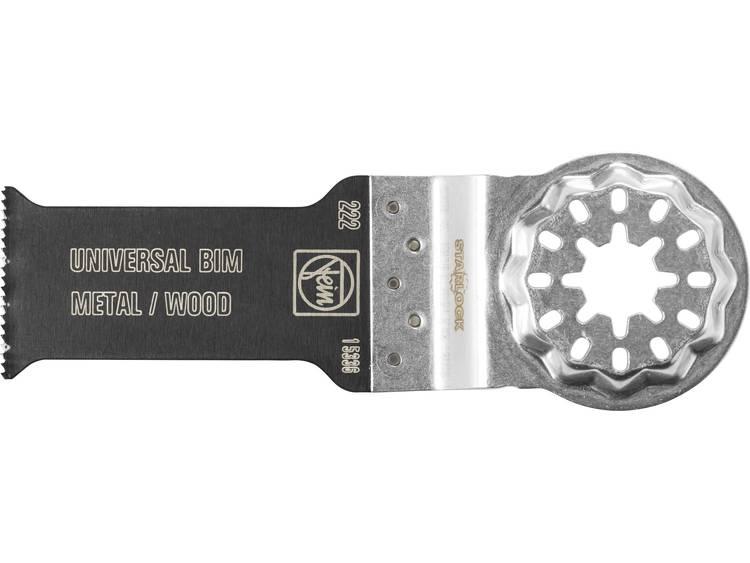 Fein E-Cut Universal 63502222210 Invalzaagblad Bimetaal 28 mm 1 stuks