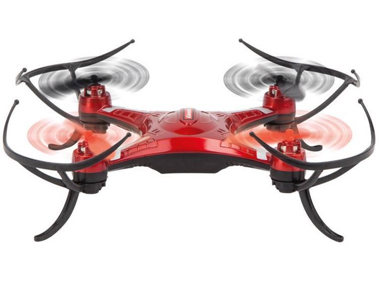 Carrera RC Quadrocopter X-Inverter 1 Drone RTF Beginner
