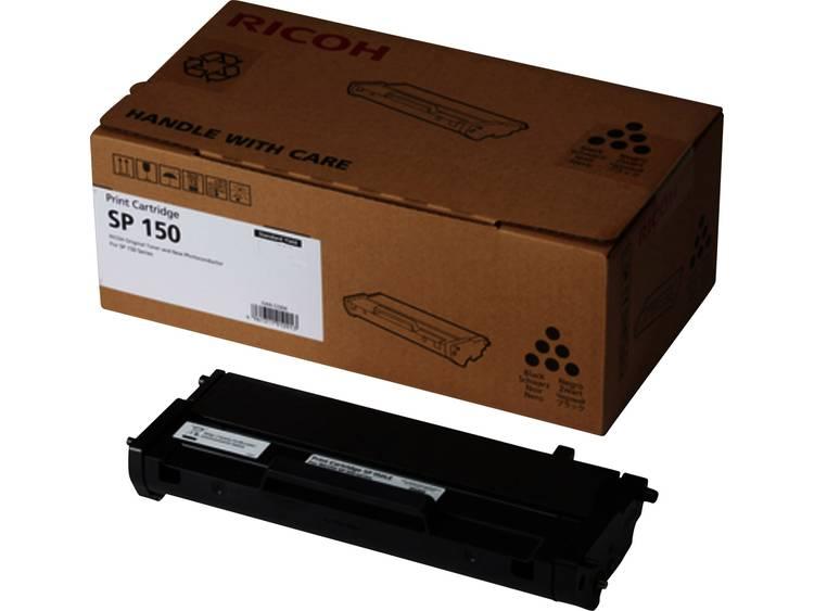 Ricoh Tonercassette SP 150LE 407971 Origineel Zwart 700 bladzijden