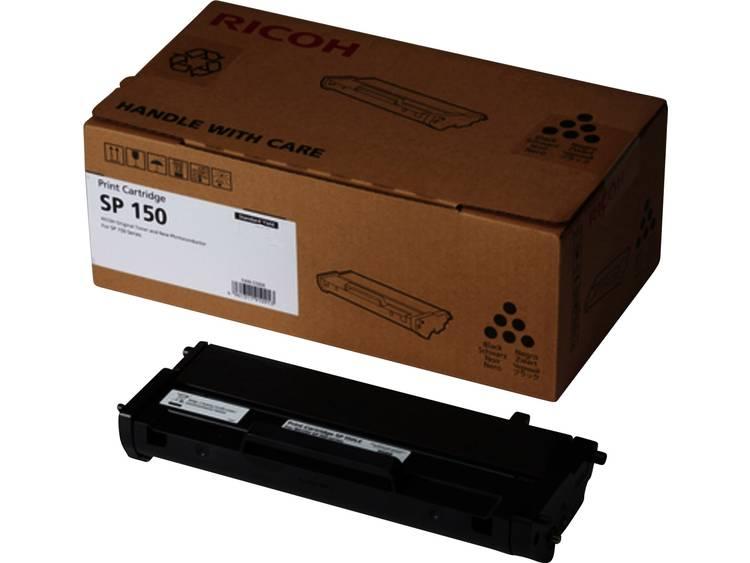 Ricoh Tonercassette SP 150HE 408010 Origineel Zwart 1500 bladzijden