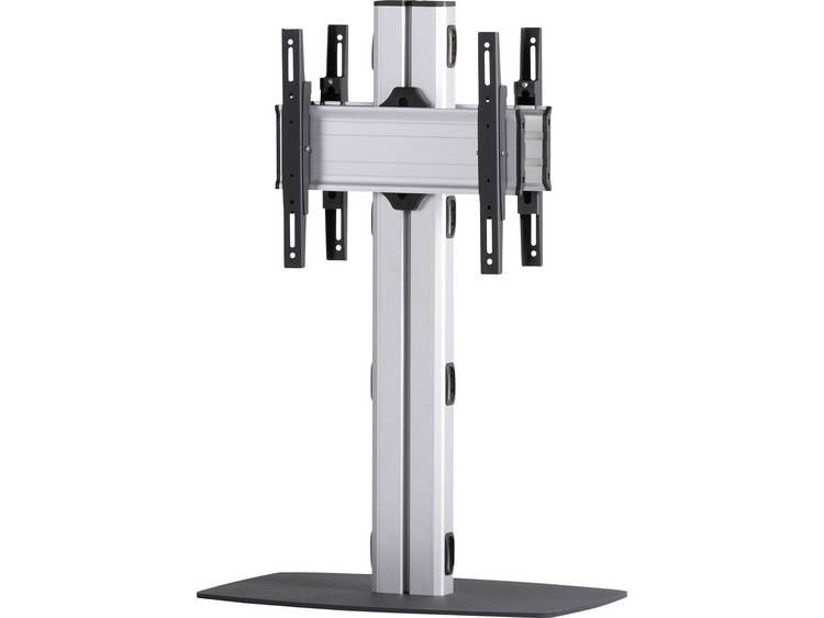 VCM Morgenthaler FLAT-110-D 1x1: back-to-back Videowall standvoet 106,7 cm (42) - 139,7 cm (55) In hoogte verstelbaar, Kantelbaar kopen