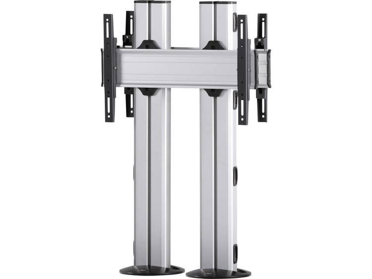 VCM Morgenthaler FIX-E-110-D 1x1: back-to-back Videowall standvoet 139,7 cm (55) - 177,8 cm (70) In hoogte verstelbaar, Kantelbaar