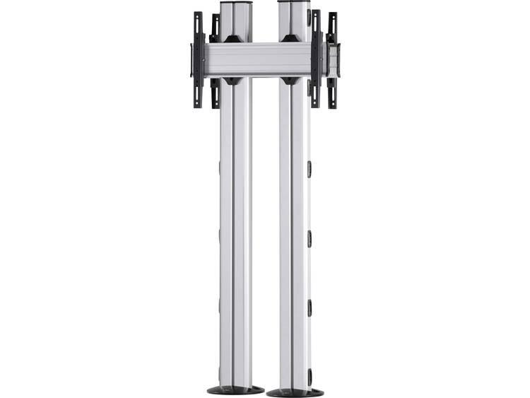 VCM Morgenthaler FIX-E-180-D 1x1: back-to-back Videowall standvoet 139,7 cm (55) - 177,8 cm (70) In hoogte verstelbaar, Kantelbaar