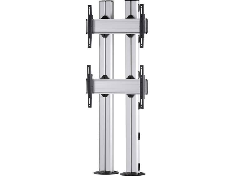 VCM Morgenthaler FIX-E-(2X1) 2x1 Videowall standvoet 106,7 cm (42) - 139,7 cm (55) In hoogte verstelbaar, Kantelbaar