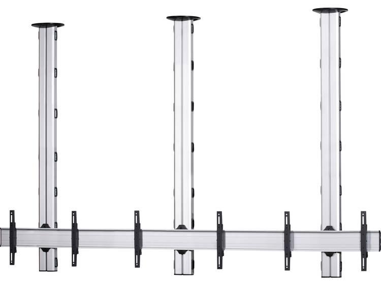 VCM Morgenthaler TA-E-(1X3) 1x3 Videowall plafondhouder 106,7 cm (42) - 139,7 cm (55) In hoogte verstelbaar, Kantelbaar