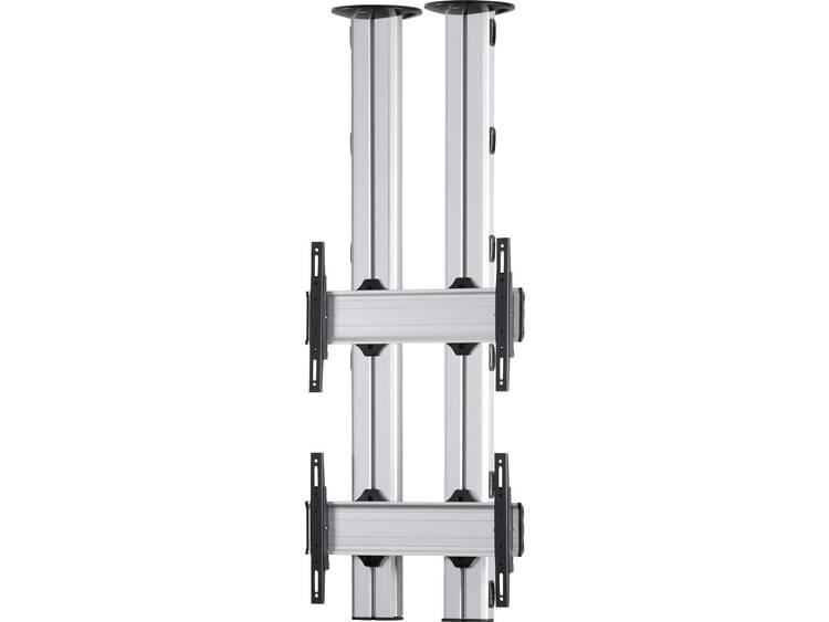 VCM Morgenthaler TA-E-(2X1) 2x1 Videowall plafondhouder 106,7 cm (42) - 139,7 cm (55) In hoogte verstelbaar, Kantelbaar